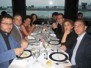 Le GRAL et EIKOS (Palerme) réunis à Chicago pour le Congrès de l'ISHR
