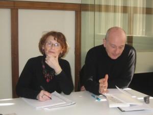 Myriam Revault d'Allonne & Philippe Mesnard