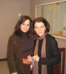Emmanuelle Danblon & Evelyne Guzy